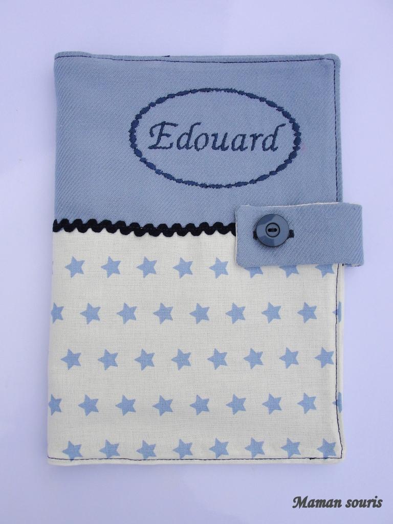 carnet de santé Edouard