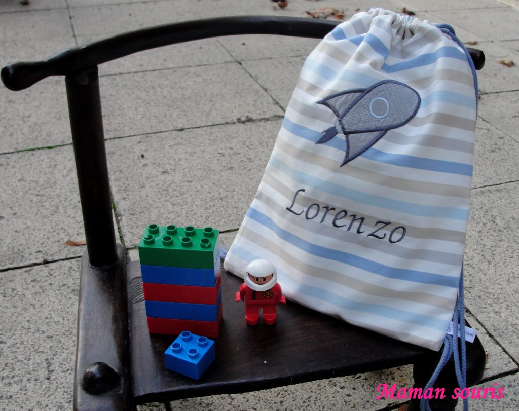 sac à dos Lorenzo