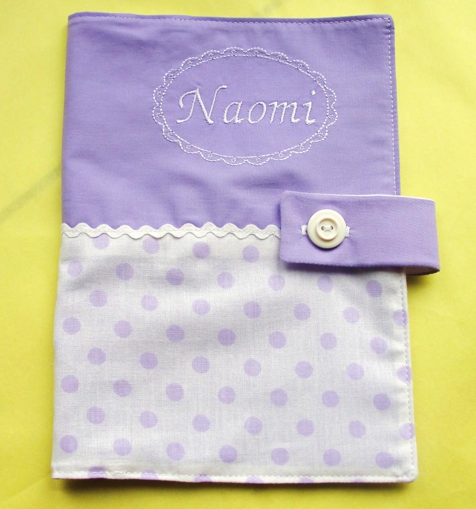 carnet de santé Naomi 1