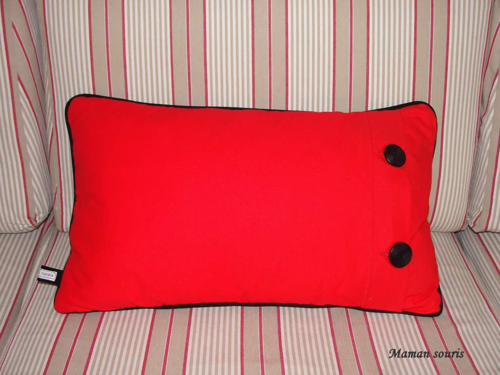 coussin rectangle Marie-France RCT 1