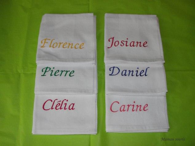 serviette 1