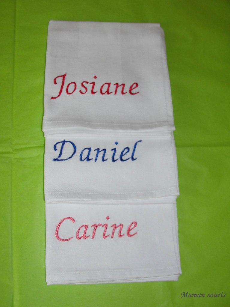 serviette 2