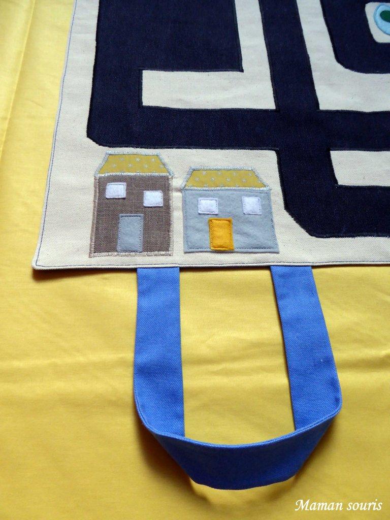 tapis maison photoshop